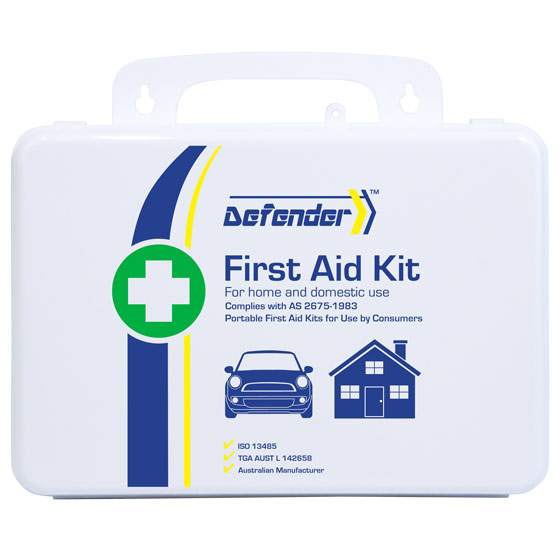Defender 3 Series - First Aid Kit Weather Proof