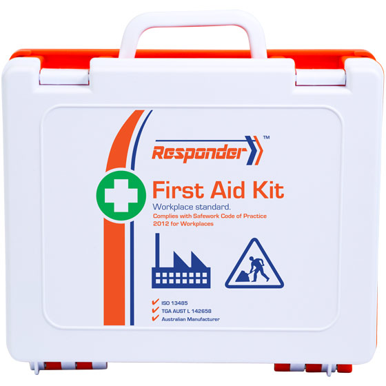 Responder 4 Series - Rugged First Aid Kit
