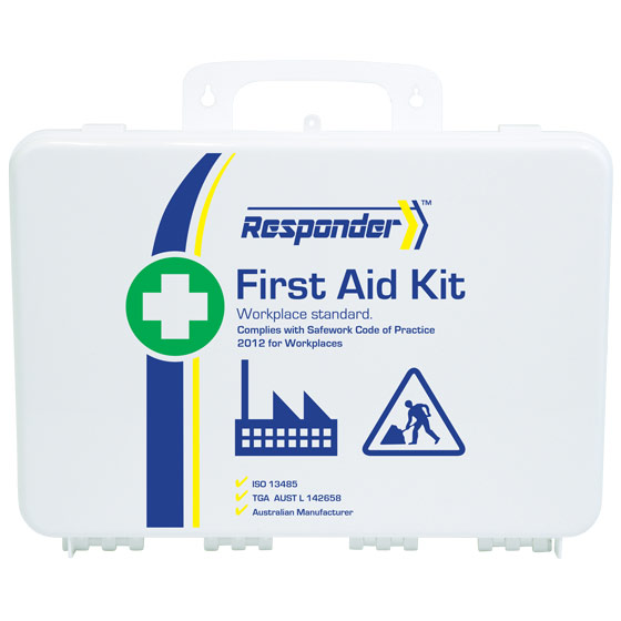 Responder 4 Series - Weather Proof First Aid Kit