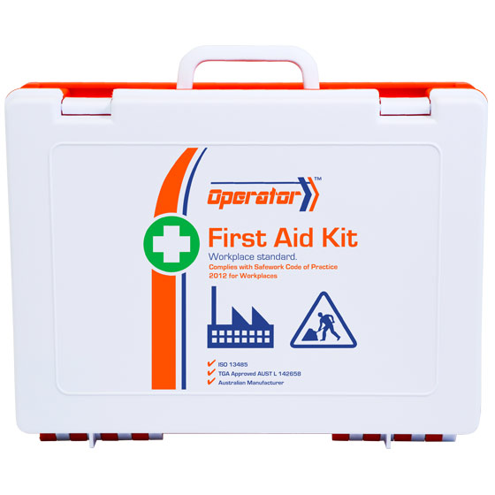 Operator 5 Series - Rugged First Aid Kit