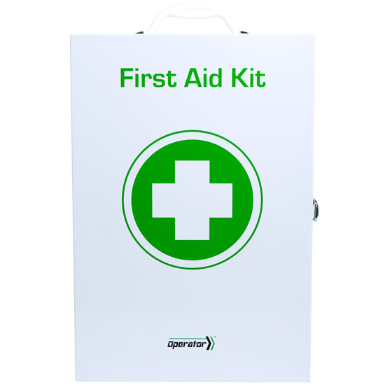 Operator FB 5 Series - Metal First Aid Kit Food and Beverage
