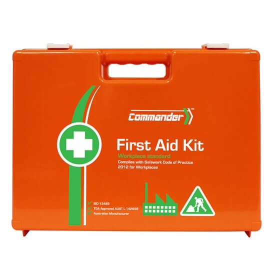 Commander 6 Series - First Aid Kit