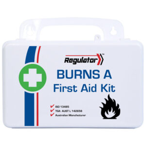 Regulator Small Burns Series - First Aid Module
