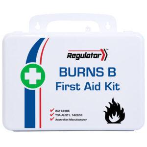 Regulator Medium Burns Series - First Aid Module
