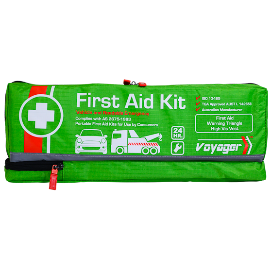 Voyager 2 Road Safety - First Aid Kit