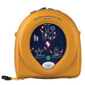 Highlands First Aid, Heartsine Samaritan Pad-360P Defibrillator