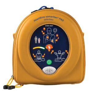 Highlands First Aid, Heartsine Samaritan Pad-500P Defibrillator