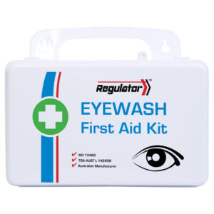 Regulator Eyewash – First Aid Module