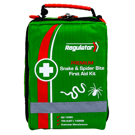 Regulator Premium Snake & Spider Bite - First Aid Kit