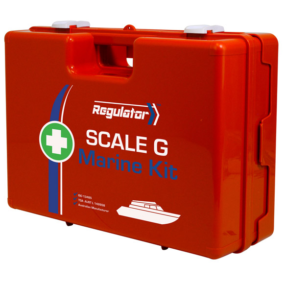 Regulator Marine Kit - Scale G
