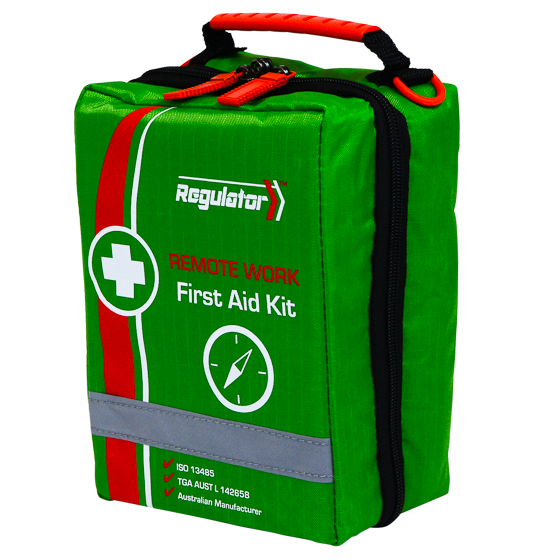 Regulator Remote Work - First Aid Kit
