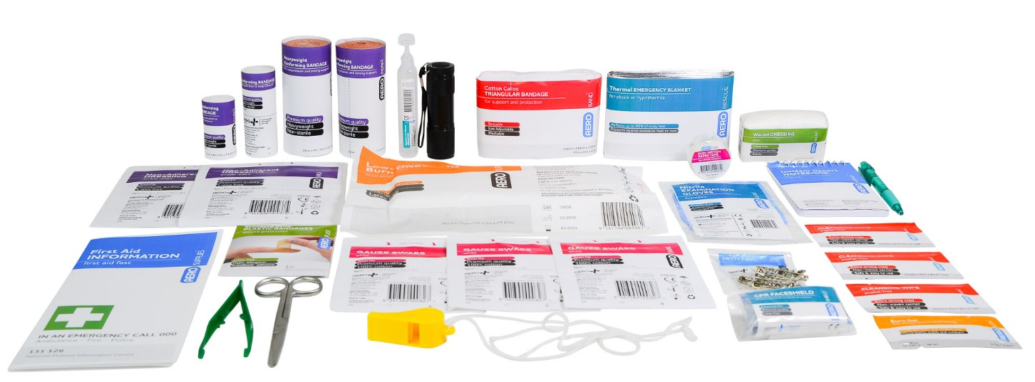 The Regulator Remote Work First Aid Kit