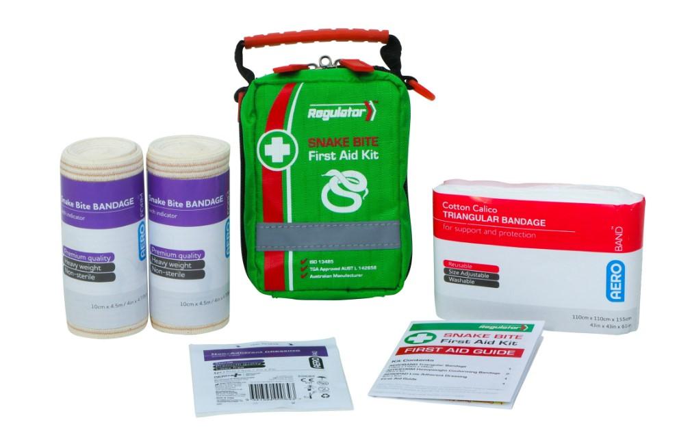 The Regulator Snake Bite First Aid Kit