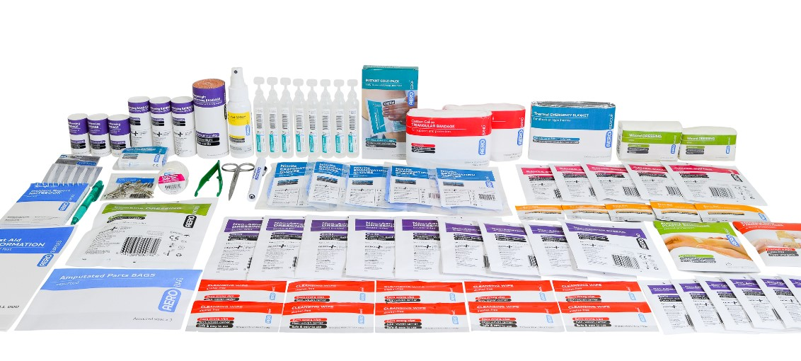 The Responder 4 Series First Aid Kit