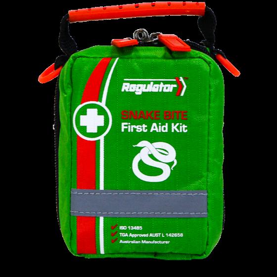 Regulator Snake Bite - First Aid Kit