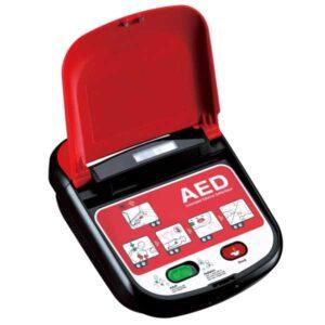 Highlands First Aid, Mediana Defibrillator